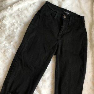 Black fashionnova jeans 🖤